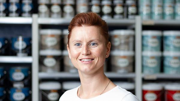 Pia Hammerich ny