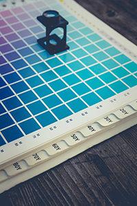 Farvevælger til farverådgivning inden malearbejde