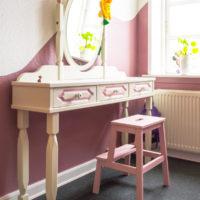 Pigevaerelse-skrivebord